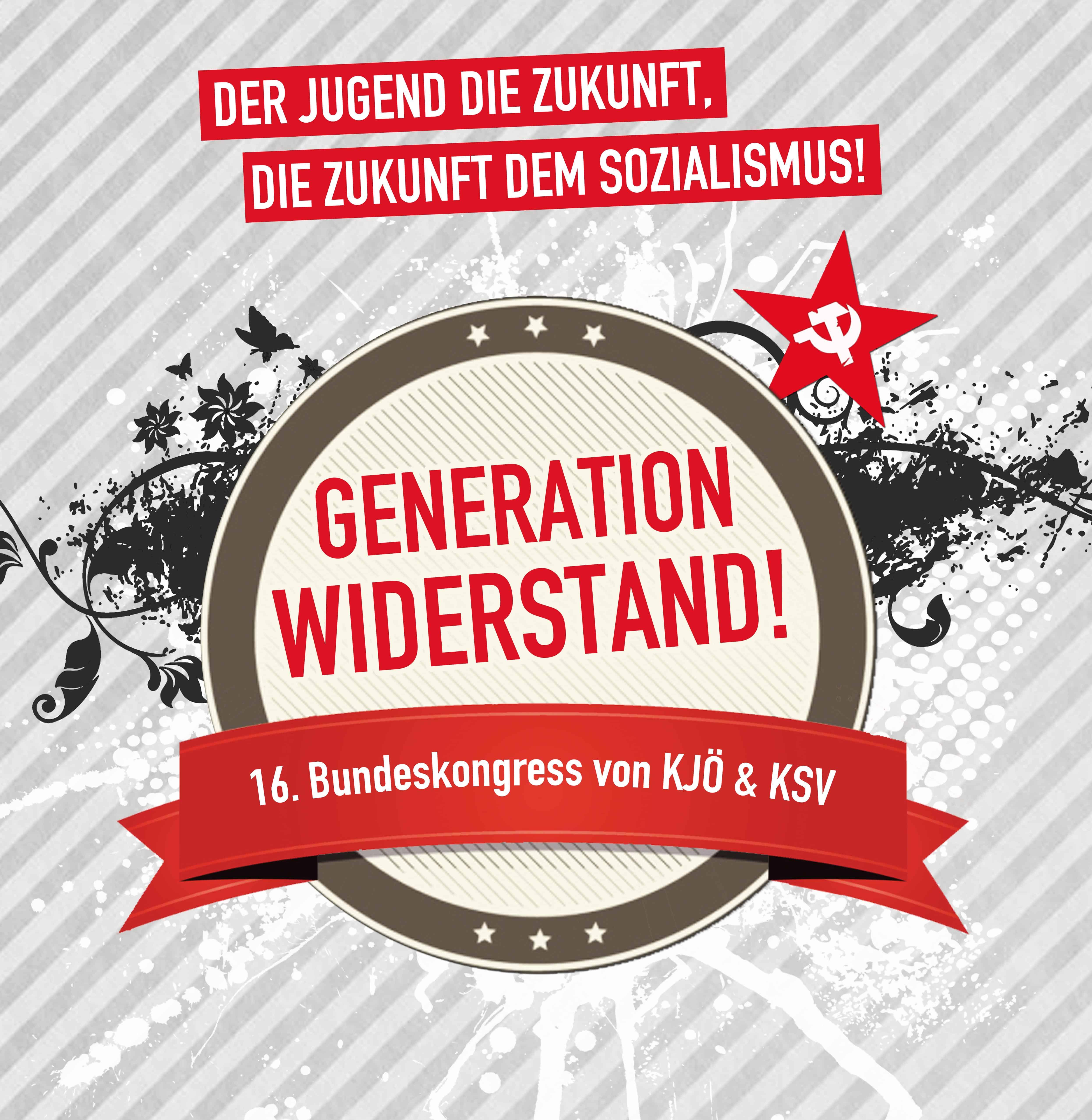 Der Jugend die Zukunft, die Zukunft dem Sozialismus – 16 ...