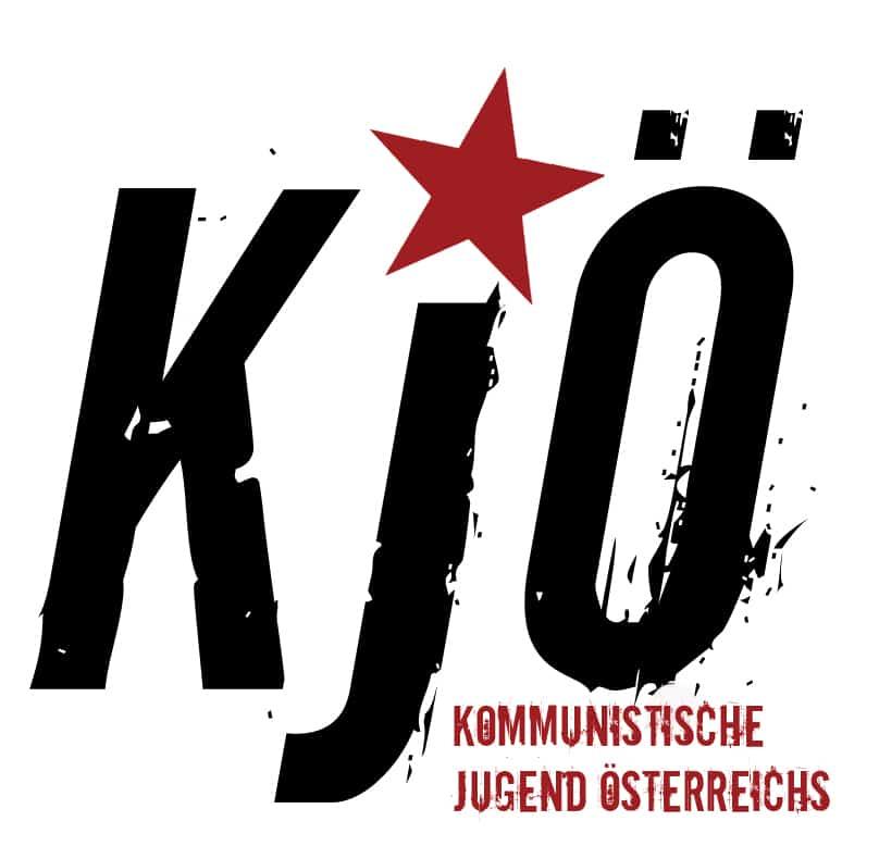 Logo der Kommunistischen Jugend Österreichs