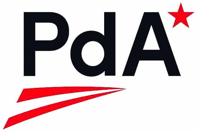 Logo der Partei der Arbeit